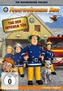 Cover-Bild zu Feuerwehrmann Sam - Tag der offenen Tür von Lyons, Robin