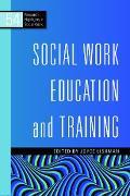 Cover-Bild zu Social Work Education and Training (eBook) von Lishman, Joyce (Hrsg.)