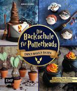 Cover-Bild zu Die Backschule für Potterheads! von Ascanelli, Monique