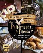 Cover-Bild zu Mein Adventskalender-Backbuch für Potterheads and Friends von Lehmann, Jasmin