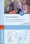 Cover-Bild zu Sinne wecken von Auer, Wolfgang M.