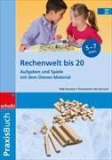 Cover-Bild zu Rechenwelt bis 20 mit CD von Heuninck, Hilde