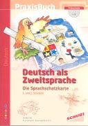Cover-Bild zu Deutsch als Zweitsprache. Die Sprachschatzkarte von Frei, Ursula