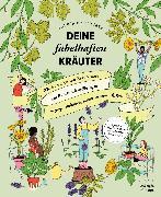 Cover-Bild zu Breithuber, Andrea: Deine fabelhaften Kräuter (eBook)