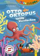 Cover-Bild zu LESEZUG/1. Klasse Otto Oktopus spielt Verstecken von Byrne, Ruth Anne