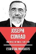 Cover-Bild zu Conrad, Joseph: Essential Novelists - Joseph Conrad (eBook)