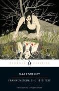 Cover-Bild zu Frankenstein: The 1818 Text (eBook) von Shelley, Mary