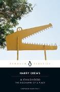 Cover-Bild zu A Childhood (eBook) von Crews, Harry