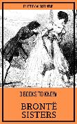 Cover-Bild zu 3 books to know Brontë Sisters (eBook) von Bronte, Charlotte