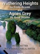 Cover-Bild zu Wuthering Heights. Agnes Grey (eBook) von Brontë, Anne