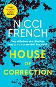 Cover-Bild zu House of Correction (eBook) von French, Nicci