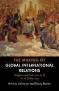 Cover-Bild zu Making of Global International Relations (eBook) von Acharya, Amitav