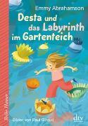 Desta und das Labyrinth im Gartenteich von Abrahamson, Emmy