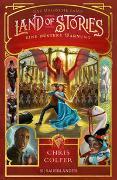 Cover-Bild zu Land of Stories: Das magische Land 3 - Eine düstere Warnung von Colfer, Chris