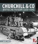 Cover-Bild zu Churchill & Co von Montgomery, Nigel