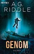 Cover-Bild zu Genom - Die Extinction-Serie 2 (eBook) von Riddle, A. G.