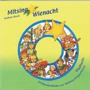 Cover-Bild zu Mitsing Wienacht. Playback-CD von Bond, Andrew