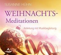 Cover-Bild zu Weihnachtsmeditationen von Hühn, Susanne