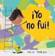 Cover-Bild zu ¡yo No Fui! von Fehr, Daniel