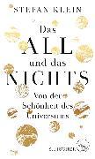 Cover-Bild zu Klein, Stefan: Das All und das Nichts (eBook)