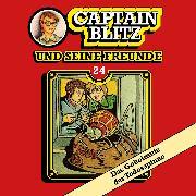 Cover-Bild zu Kent, Steffen: Captain Blitz und seine Freunde, Folge 24: Das Geheimnis der Todesspinne (Audio Download)
