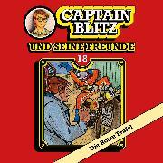 Cover-Bild zu Kent, Steffen: Captain Blitz und seine Freunde, Folge 18: Die Roten Teufel (Audio Download)