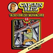 Cover-Bild zu Kent, Steffen: Captain Blitz und seine Freunde, Folge 11: Alarm für Strecke 7 (Audio Download)