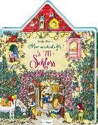 Cover-Bild zu Mein märchenhaftes Wimmel-Schloss von Reckers, Sandra (Illustr.)