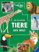 Cover-Bild zu Die tollsten Tiere der Welt von Martin, Ruth