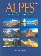 Cover-Bild zu Bildband Alpes magiques
