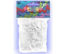 Cover-Bild zu Rainbow Loom Gummibänder Durchsichtig Jelly