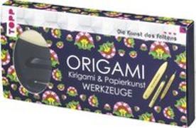 Cover-Bild zu Origami, Kirigami & Papierkunst Werkzeuge (Die Kunst des Faltens)