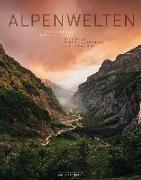 Cover-Bild zu Alpenwelten