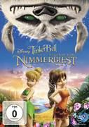 Cover-Bild zu Tinkerbell 6 - die Legende vom Nimmerbiest