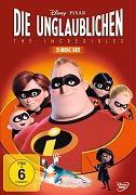Cover-Bild zu Die Unglaublichen - The Incredibles