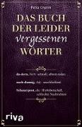 Cover-Bild zu Das Buch der leider vergessenen Wörter (eBook) von Cnyrim, Petra