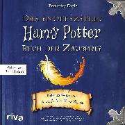 Cover-Bild zu Das inoffizielle Harry-Potter-Buch der Zauberei (Audio Download) von Cnyrim, Petra