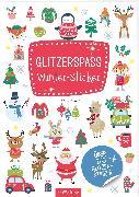 Cover-Bild zu Glitzerspaß Winter-Sticker