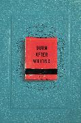 Cover-Bild zu Jones, Sharon: Burn After Writing