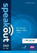 Cover-Bild zu Speakout 2nd Edition Intermediate Coursebook with DVD Rom & MyEnglishLab von Wilson, J J