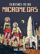 Cover-Bild zu Micromegas (eBook) von Voltaire