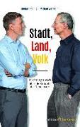 Cover-Bild zu Stadt, Land, Volk von Bröning, Michael
