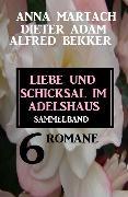 Cover-Bild zu Liebe und Schicksal im Adelshaus: 6 Romane Sammelband (eBook) von Bekker, Alfred