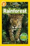Cover-Bild zu National Geographic Reader: Rainforest (L2) (National Geographic Readers) (eBook)