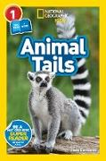 Cover-Bild zu National Geographic Reader: Animal Tails (L1/Co-reader) (National Geographic Readers) (eBook)
