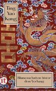 Cover-Bild zu Blumenschatten hinter dem Vorhang von Ting Yao Kang