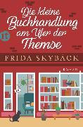 Cover-Bild zu Die kleine Buchhandlung am Ufer der Themse (eBook) von Skybäck, Frida