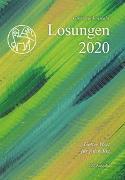 Cover-Bild zu Losungen Schweiz 2020 / Die Losungen 2020 von Herrnhuter Brüdergemeine (Hrsg.)