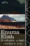 Cover-Bild zu Enuma Elish (2 Volumes in One) von King, L. W.