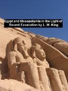Cover-Bild zu Egypt and Mesopotamia in the Light of Recent Excavation (eBook) von Hall, H. R.